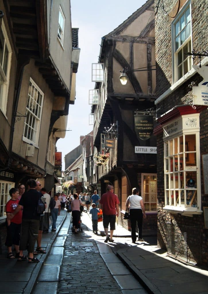 shambles york translation company