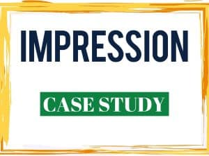 Impression keyword localisation CASE STUDY