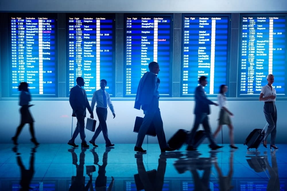 COVID phrases for business travellers min LEaF Translations