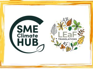 SME Climate Hub LEaF Translations