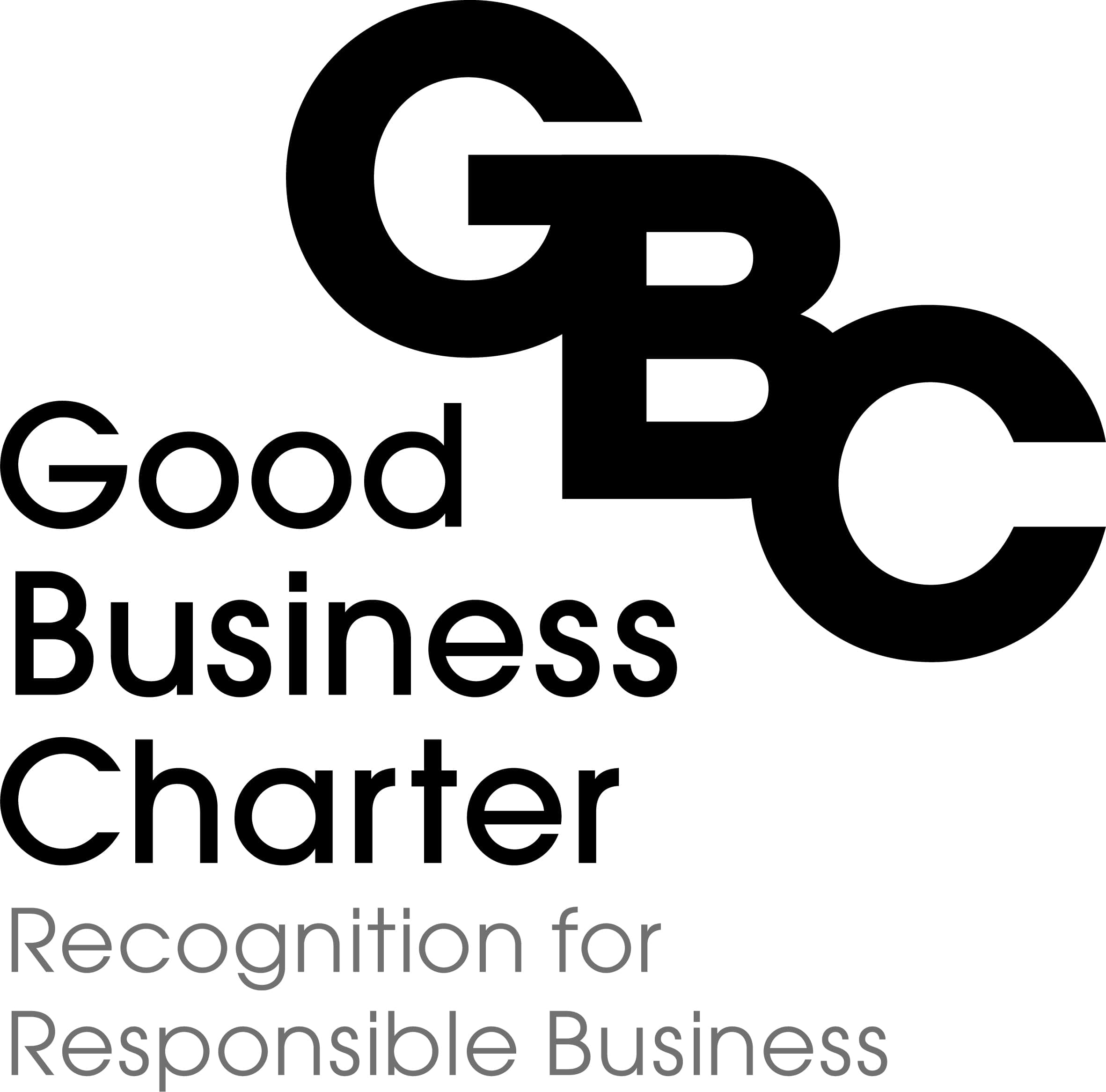 Good Business Charter accredited