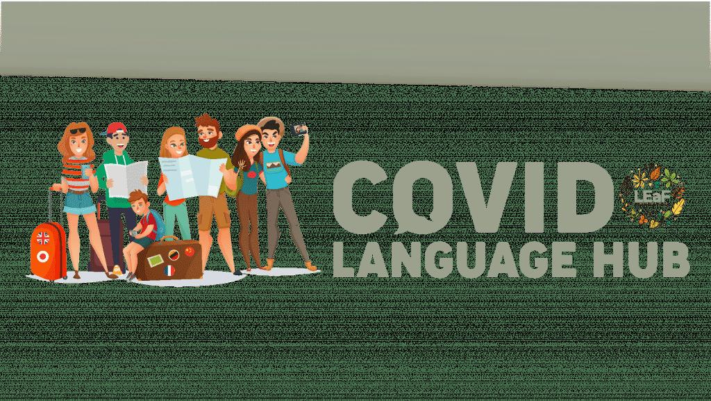 LEaF Translations COVID Language Hub